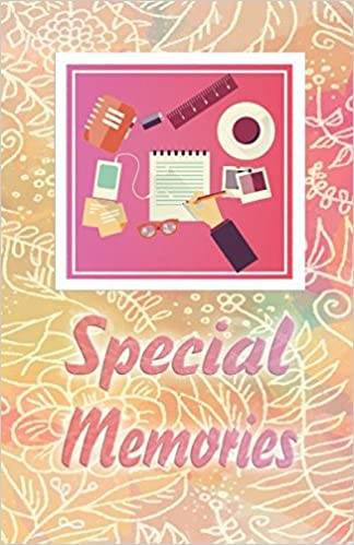 d87f0aaf0ab Special Memories  Writing Journal