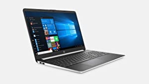 "2020 HP 15 15.6"" HD Touchscreen Premium Laptop - 10th Gen Intel Core i3-1005G1, 8GB DDR4, 512GB SSD, USB Type-C, HDMI, Windows 10 - Silver"
