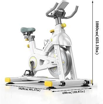 WWAVB Bicicleta EstáTica, Bicicleta Estacionaria Profesional ...
