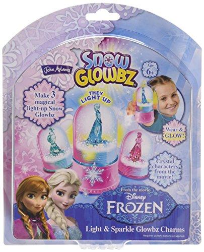 Disney Frozen Snow Glowbz Light And Sparkle Globe -