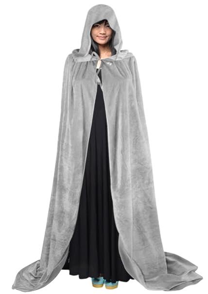Cabo de Halloween Poncho con capucha con el vestido de la ...