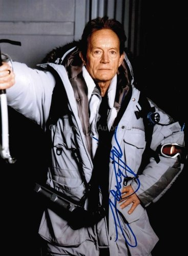 LANCE HENRIKSEN as Charles Bishop Weyland - Aliens Vs. Predator from Celebrity Ink