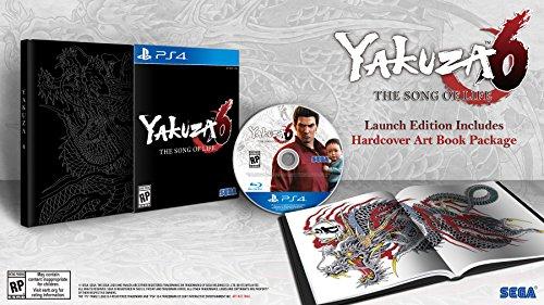 Yakuza 6: The Song of Life – PlayStation 4 Launch Edition