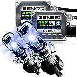 1995 nissan altima body kit - Genssi H4 BI-XENON High/Low 12000K HID Kit Xenon Headlight Conversion Kit