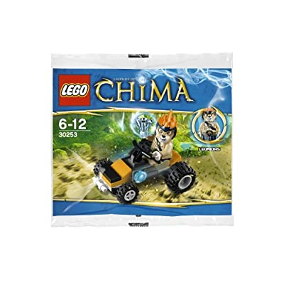 Lego Chima Leonidas Jungle Dragster 30253: Toys & Games