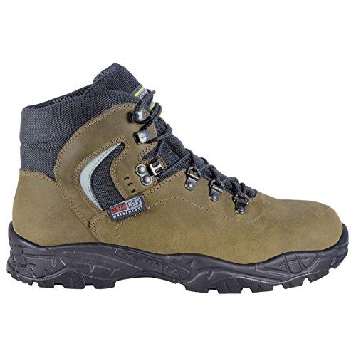 Cofra 22070-000.W43 Pack S3 WR SRC Chaussures de sécurité Taille 43 Kaki
