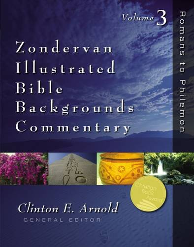 Zondervan Illustrated Bible Backgrounds Commentary, Vol. 3
