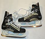 Steve Duchesne Game Used Worn Skates - (2001-2002) Detroit Red Wings - Mission - Game Used NHL Skates