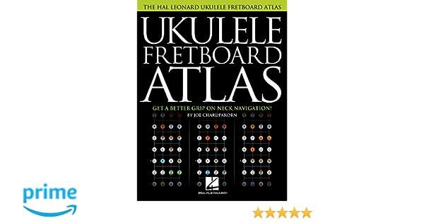 Amazon Ukulele Fretboard Atlas Get A Better Grip On Neck