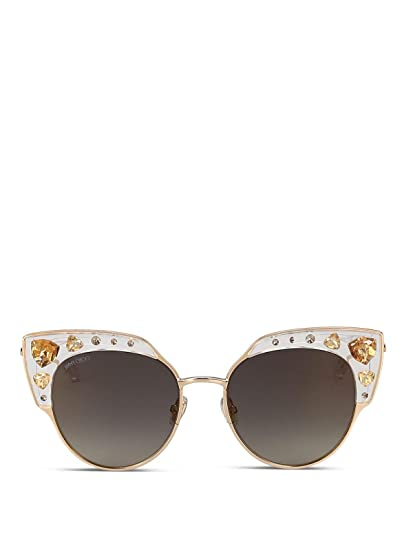 Jimmy Choo Luxury Fashion Mujer AUDREYSREJFQ Blanco Gafas De ...