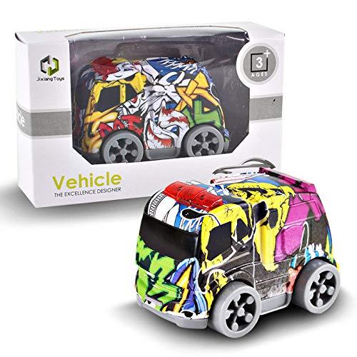Fdrirect Niños Guerra Coche Juguete Coche colorido Estilos múltiples Regalos de camuflaje Juguetes de bolsillo