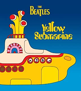 The Beatles Colouring Book Yellow Submarine Sgt Pepper Lennon