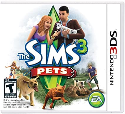 Electronic Arts The Sims 3 Pets, 3DS - Juego (3DS, 3DS): Amazon.es: Videojuegos