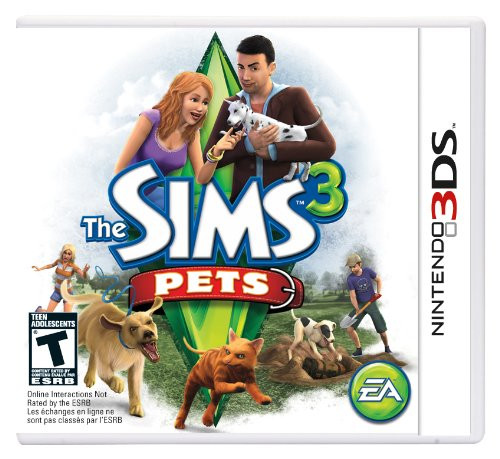 The Sims 3: Pets - Nintendo 3DS (Sims Pets 3 3ds)