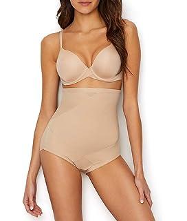 c78acec9def34 Miraclesuit Shapewear Classic s Nude Hi-Waist Brief 2705 at Amazon ...