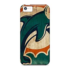 JoanneOickle Iphone 5c High Quality Cell-phone Hard Cover Support Personal Customs Nice Miami Dolphins Image [iGt4358Hrfp]
