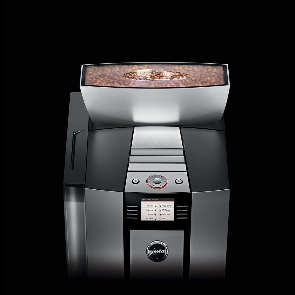Jura 15089 GIGA W3 Professional Automatic Coffee Machine, Silver by Jura