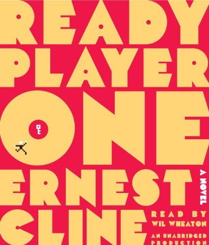 """""""Ready Player One by Cline, Ernest (2011) Audio CD"""""""