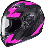 HJC CS-R3 Full Face Pink Color Ladies Helmet Online