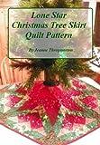 Lone Star Christmas Tree Skirt