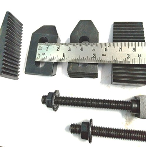 suitable for HV4// HV6 Rotary Table-Milling 8mm M8 Clamp Kit Set
