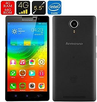 Lenovo k80 m (P90) 4 G Smartphone 64 GB 4 GB 5.5 Pulgadas FHD Quad ...