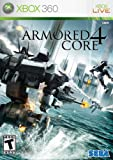 xbox 360 blue ring of light - Armored Core 4 - Xbox 360