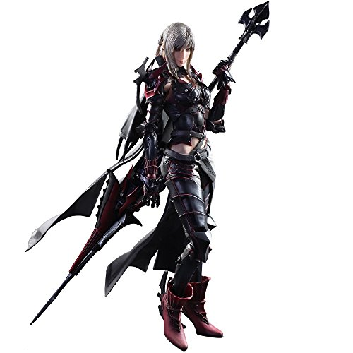 Square Enix Final Fantasy XV Aranea Play Arts Kai Action Figure