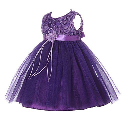 NancyAugust Sunflower Tulle Sleeveless Baby Girl Dress S