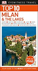 An unbeatable, pocket-sized guide to best of Milan and the Lakes, packed with photos and maps, insider tips, useful advice, and a laminated pullout map of the area.Top 10 lists showcase the best places to visit in Milan and the Lakes, from th...