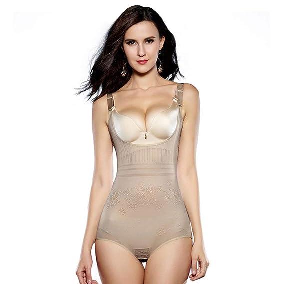 COMFREE Bodies Moldeadores para Mujer Adelgazante Faja Reductora Ligero Control de Barriga sin Mangas Body Shaper Talla Grande