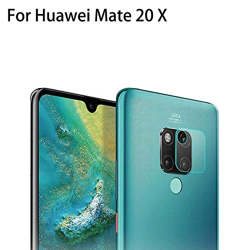 2X Dooqi Premium Rear Camera Lens Tempered Glass Film Protector for Huawei Mate 20X by dooqi (Image #6)