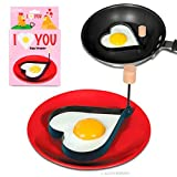 Accoutrements I love you egg shaper