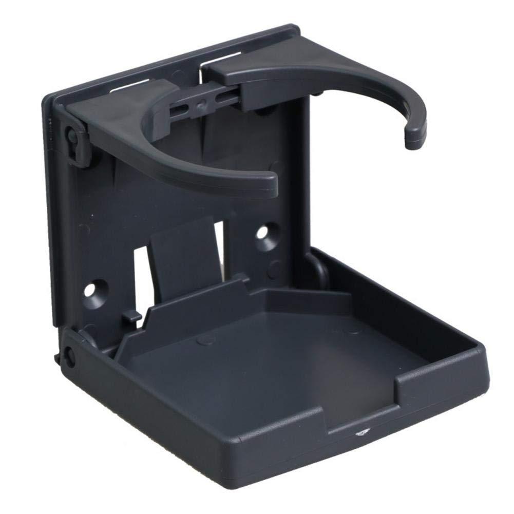 Bulary Adjustable Folding Cup Drink Holder Car Truck Boat Van Home Plastic Cup Organizer Universal Car Folding Cup Drink Holder