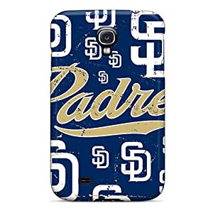 CharlesPoirier Samsung Galaxy S4 Excellent Hard Cell-phone Case Customized Vivid San Diego Padres Skin [DgX891Ofes]