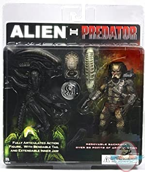 Alien Vs Predator NECA Exclusive Action Figure by: Amazon.es: Juguetes y juegos