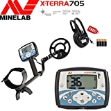 Minelab X-Terra 705 Special Bundle with Free Headphones & Batteries