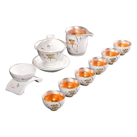 Mejor juego de taza de té