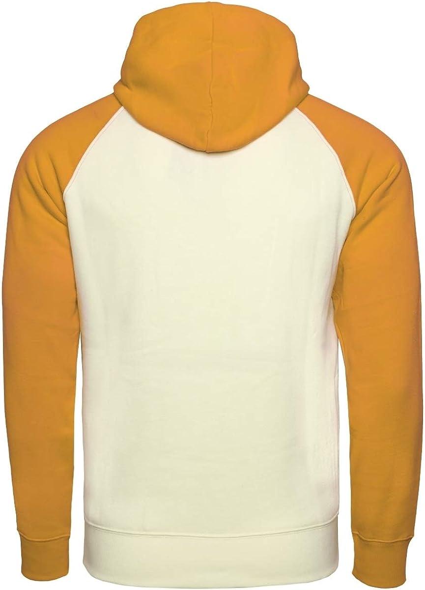 Champion Herren Men's Seasonal Raglan Hooded Sweatshirt Kapuzenpulli Gelb (Ww005)