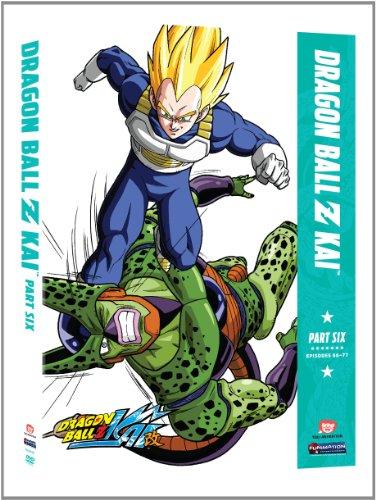 Dragon Ball Z Kai: Part Six
