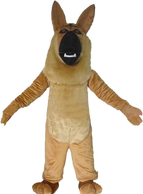 Amazon.com: CostumeShine - Disfraz de lobo para adultos ...