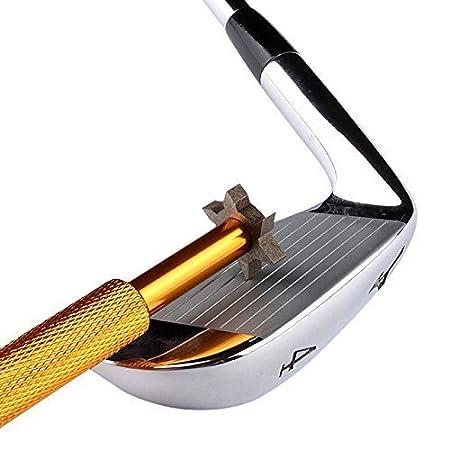 BigBigShop - Afilador de Ranura para Palos de Golf con 6 ...