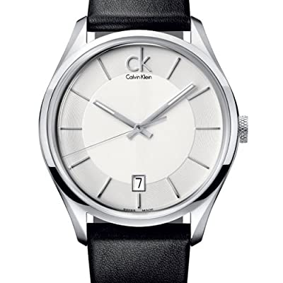 Calvin Klein Mens K2H21120 Masculine Gents Watch