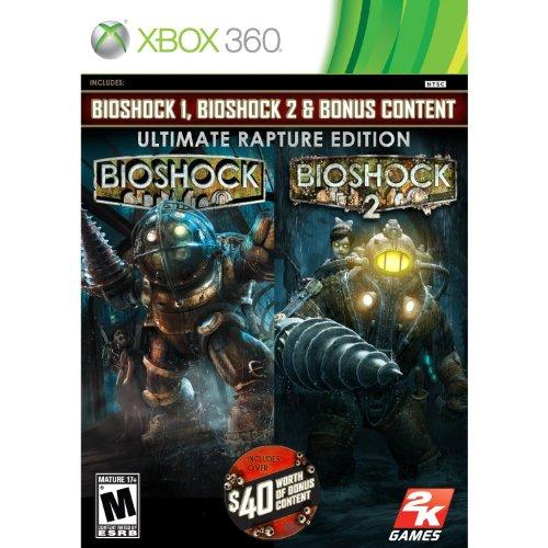 BioShock Ultimate Rapture Edition - Xbox 360]()