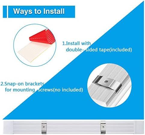 Lampes de lecture LED Spot lumi/ère chaude 2PCS 12V lumi/ères int/érieures avec interrupteur pour camping-car caravane Van Boat