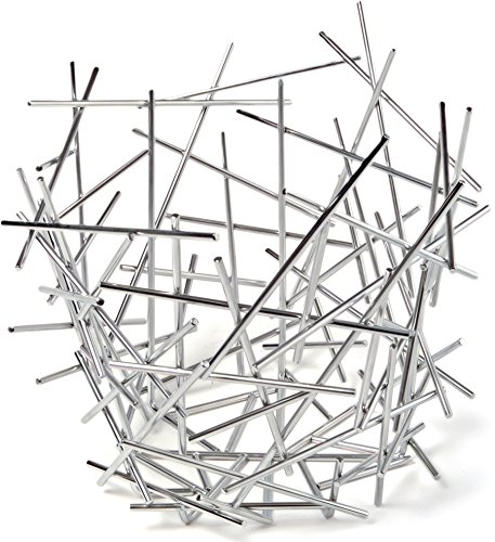 Alessi Blow Up Tall Fruit Basket by Alessi
