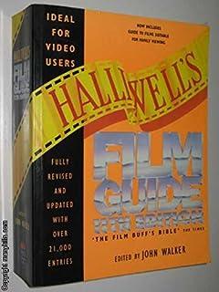 Halliwell's film, video & dvd guide by john walker.