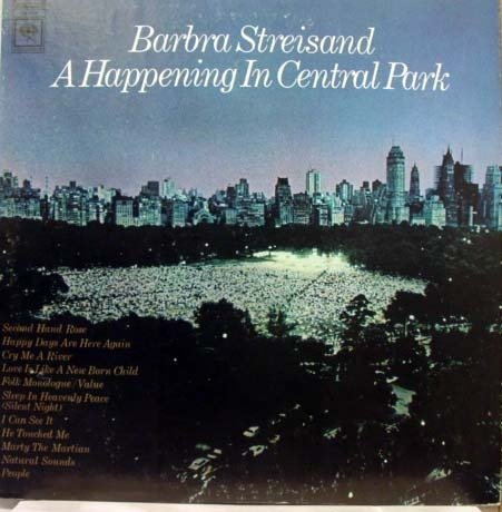 a happening in central park LP