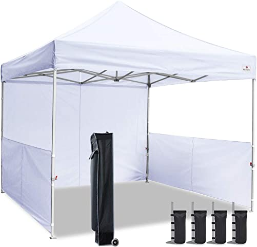 Keymaya 10×10 Pop-up Canopy Tent Commercial Instant Tent