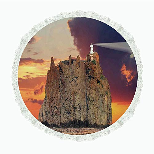 Outdoor Lighthouse Natural Accent (iPrint 55